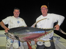 Overnight Trips - Night time will not stop us from getting those huge catch.